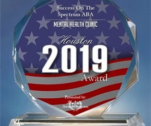 Success On The Spectrum wins Best Mental Health Clinic in Houston